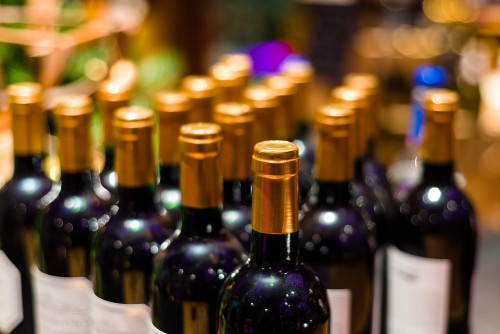 bottle blur