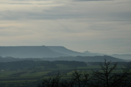 Swabian Jura. Photo by Dirk Gently, licensed CC BY-NC-ND 2.0