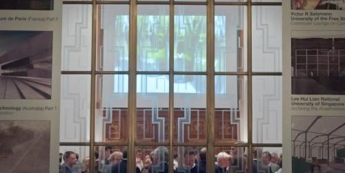 RIBA, Bibendum's window into Burgundy