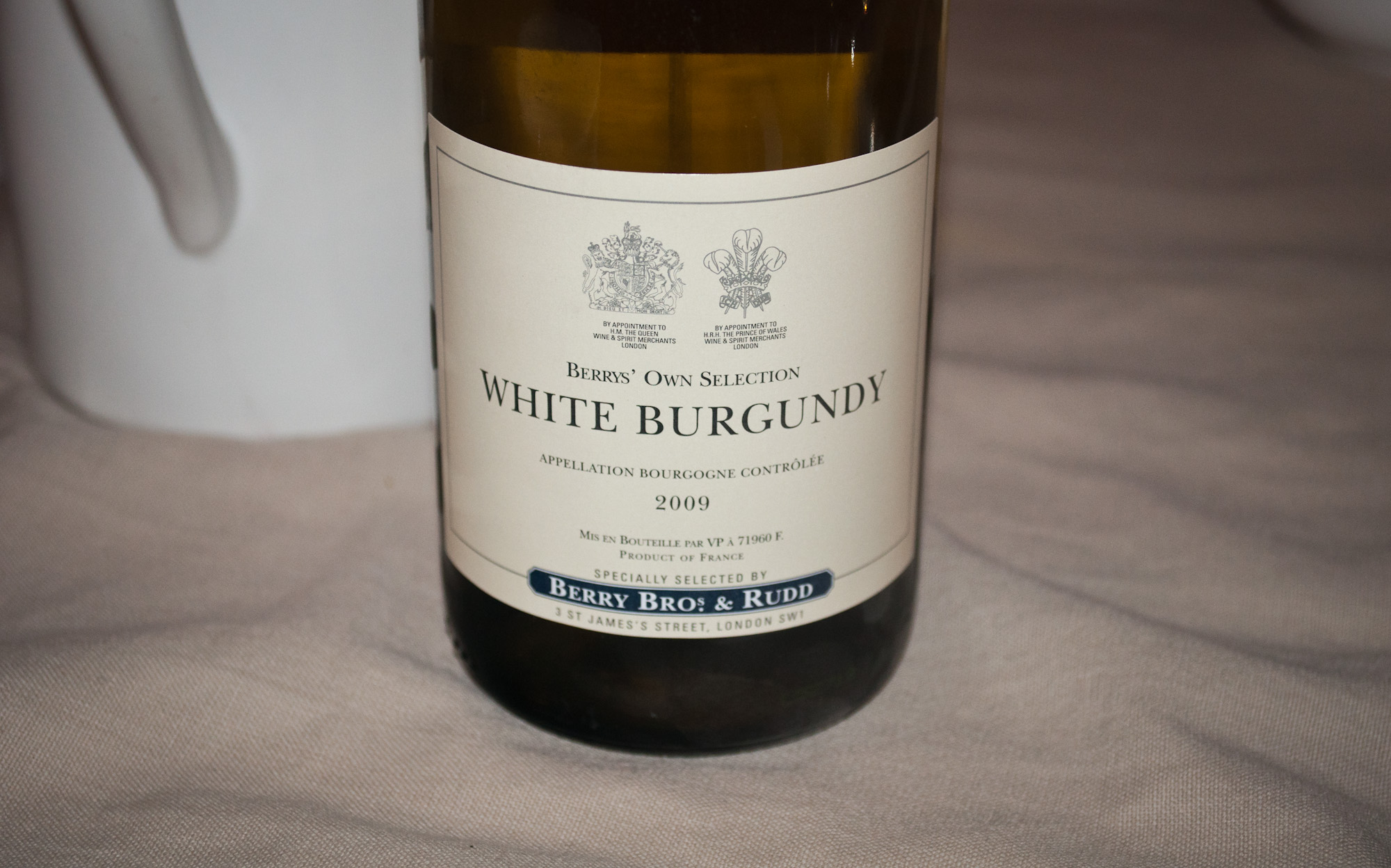 BBR White Burgundy