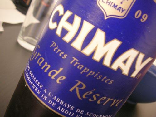 Chimay Grande Réserve 2009