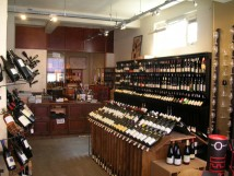 De Gouden Ton, Rotterdam wineshop, inside