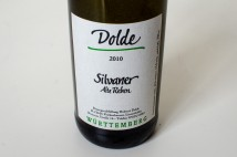 Weingut Dolde, Silvaner Alte Reben, 2010, label