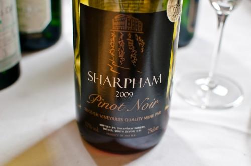 Sharpham Pinot Noir