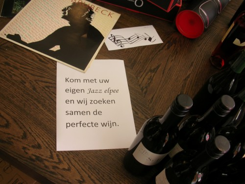 Jazz meets wine