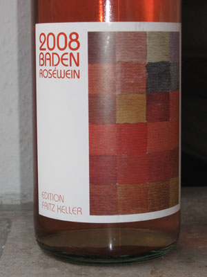 Fritz Keller Rosé