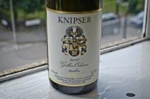 Knipser, Gelber Orleans, 2008, label