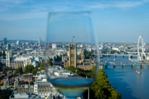 London through a Wine Glass, 2011 Laithwaites Winter Tasting