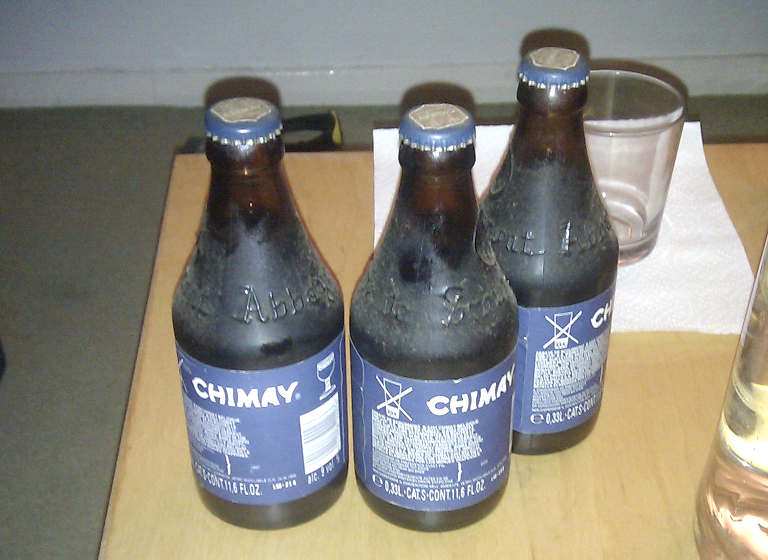 three little birds (from Chimay)