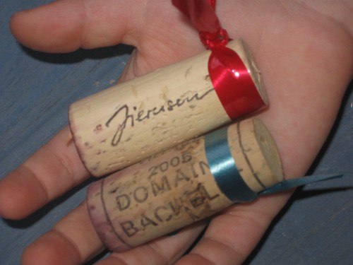 No, these are not abnormally large corks. Yes, we did use child labour in preparing this tasting.