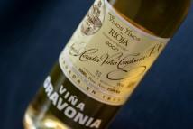 R. López de Heredia Viña Tondonia, Crianza, Viña Gravonia, 2000, label
