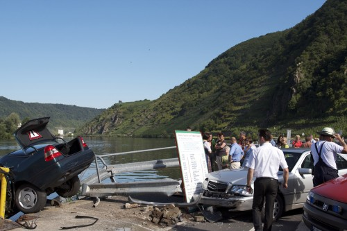 Accident in Beilstein
