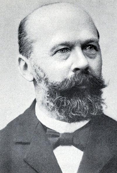 Hermann Müller-Thurgau (Archiv Forschungsanstalt Geisenheim)