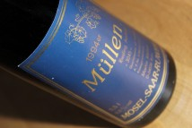 Martin Müllen,  Riesling Auslese - 3045 - , Label