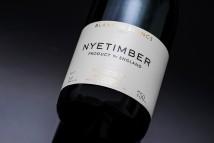 Nyetimber, Blanc de Blancs, 2003, label