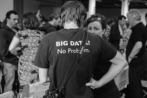 RAW 2013 - big on data