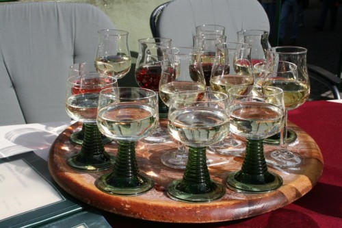 Rhine wine carousel