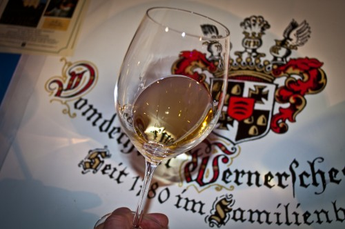 is the time for traditional German wine design over?