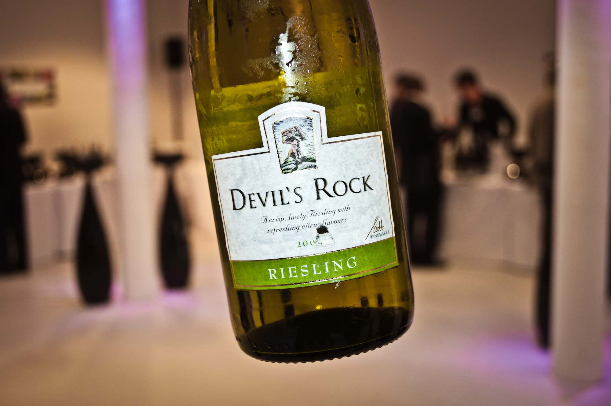 The future of German wine in the UK: London Riesling & Co