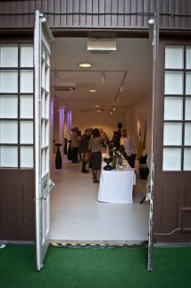 Riesling and co tasting 2011, the venue