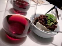 Tsuru London: Niku Miso and Pinot Noir