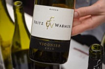 Waßmer Viognier, Germany Unplugged Tasting 2012