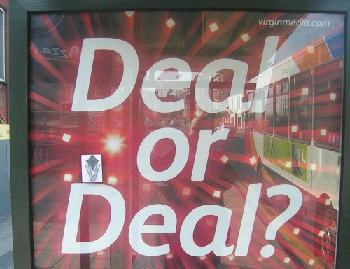 """Deal or Deal"", Gene Hunt, CC BY 2.0"