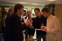 Philipp Wittmann at WineBarn tasting