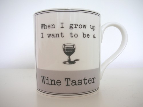 A present given to the Wine Rambler on Saturday