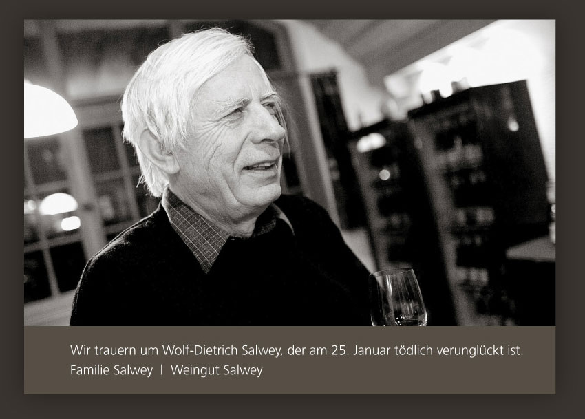 Wolf-Dietrich Salwey, image by Salwey winery