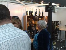Bisol at the London Wine Show 2009